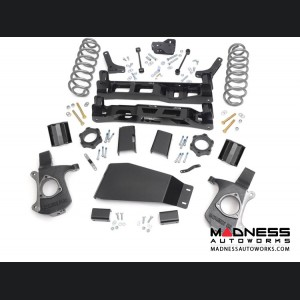 """Chevy Suburban 2WD Suspension Lift Kit w/ Upper Strut Spacers - 5"""" Lift"""